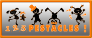 Logo compagnie 1.2.3.pestacles
