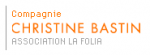 Logo compagnie Christine Bastin, la Folia