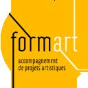 Logo FormArt, accompagnateur de projets artistiques
