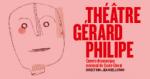 Logo Théâtre Gérard Philipe