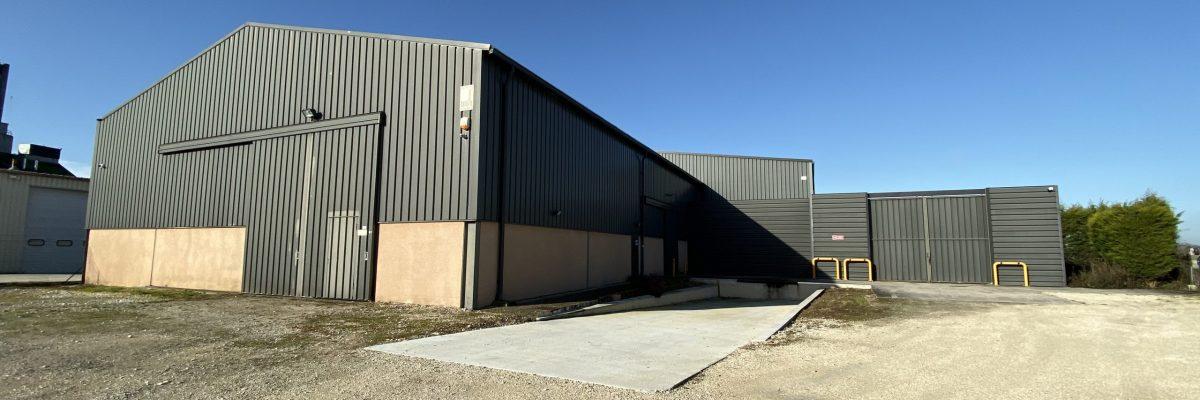 Entrepôt de Transcénic à Rozay-en-Brie (77540)